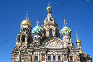 Chirch on Spilled Blood